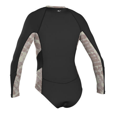 Superlight booty long slv spring surf suit womens