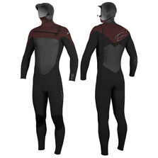 Superfreak f.u.z.e. 6/4mm hooded full wetsuit