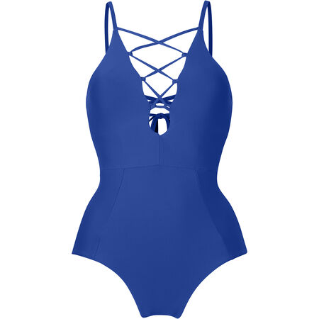 Line Smooth Swimsuit