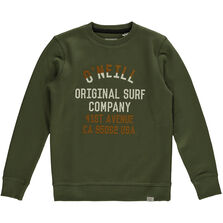 Pacific Coast Highway Logo Crew Sweatshirt