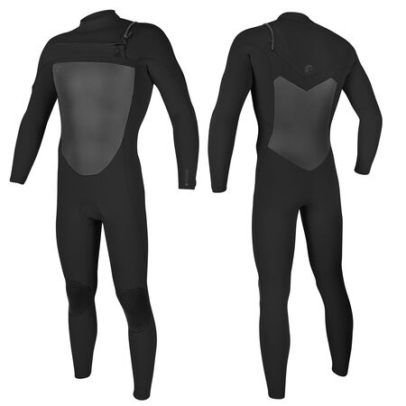 Original 3/2mm chest zip full wetsuit