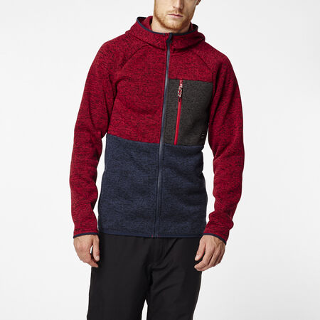 Piste Hoody Fleece
