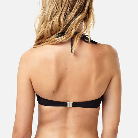 Mould Wireless Bandeau Bikini Top