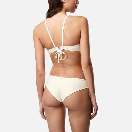 Lace High Neck Bikini