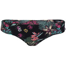 Print Cheeky Bikini Bottom