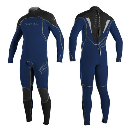 Psycho one z.e.n. zip 4/3mm full wetsuit