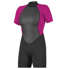 Reactor ii 2mm back zip spring wetsuit womens