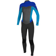 Flair zen zip 5/4mm full wetsuit wm