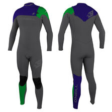 Psycho one z.e.n. zip 3/2mm full wetsuit