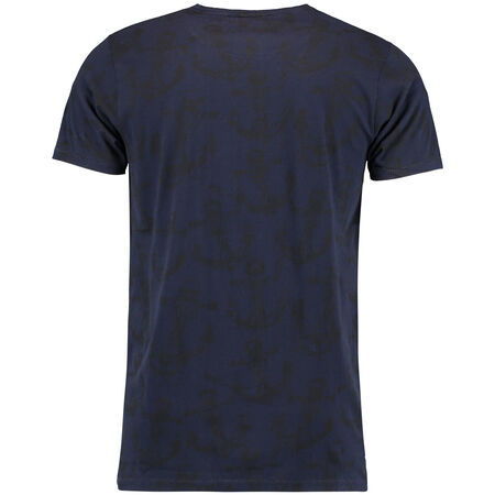 Legacy anchor print t-shirt