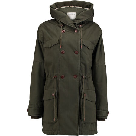 Cool Cotton Parka