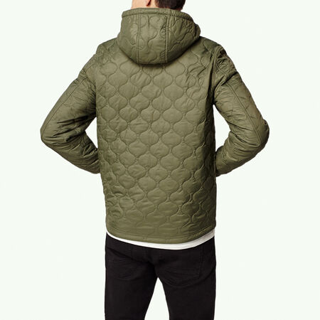 Quilted Insulator Jacket
