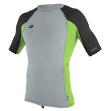 Premium skins short sleeve rash guard