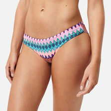 Print Hipster Bikini Bottom