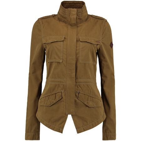 Short Utility Field Jacket