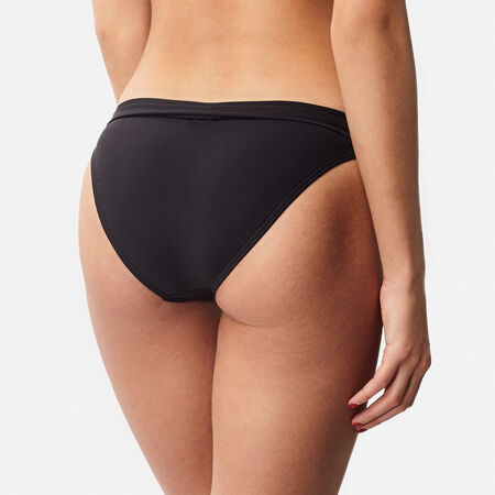 Hip Fit Fold Over Bikini Bottom