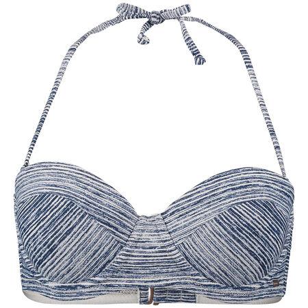 Print Balconette Bikini Top