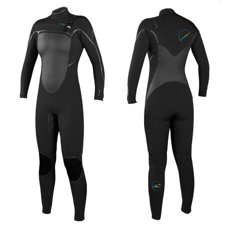 Psychotech fuze 5/4mm full wetsuit womens