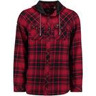Violator Hooded Flannel Shirt