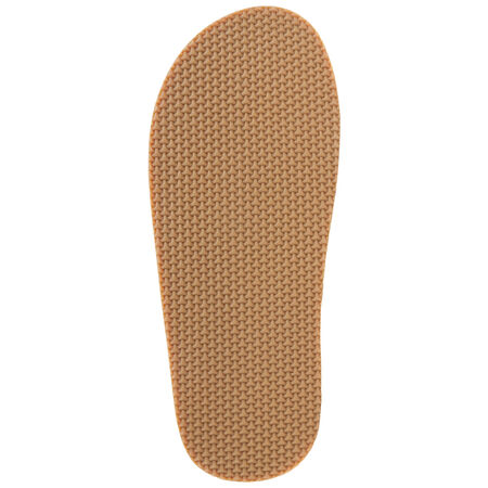 Axed crazy horse flip flop