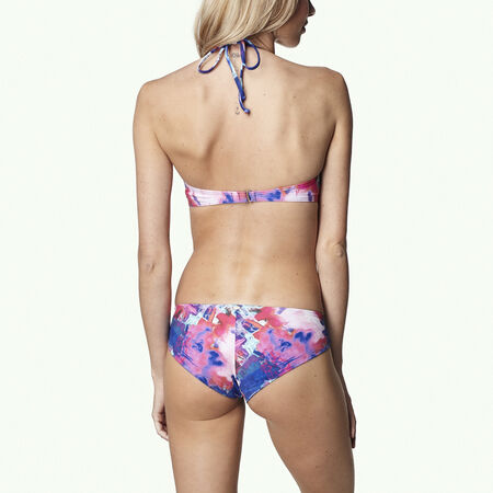 Print Crossover Bikini