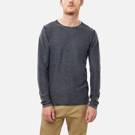 Legacy acid stripe pullover