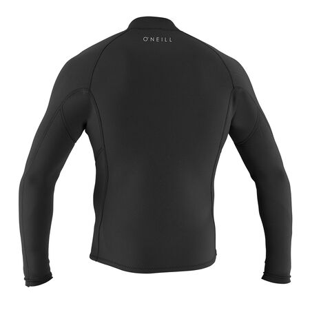Reactor ii 2mm front zip long sleeve neoprene jack