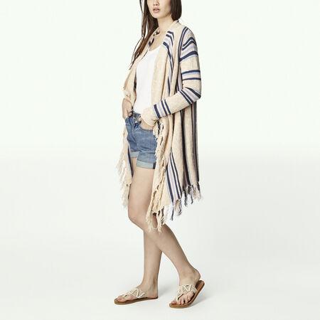 Knitted Kimono