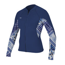 Bahia 1/0.5mm full-zip neoprene jacket