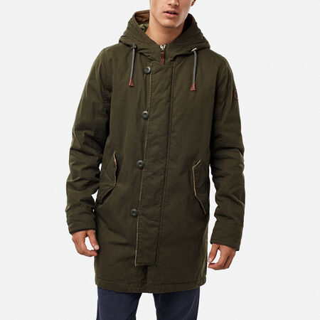 Outdoor Parka Jacket
