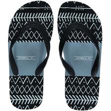 Profile Pattern Flip flops