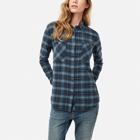 Modern Check Shirt