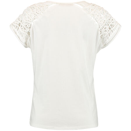 Knot Shoulder T-Shirt