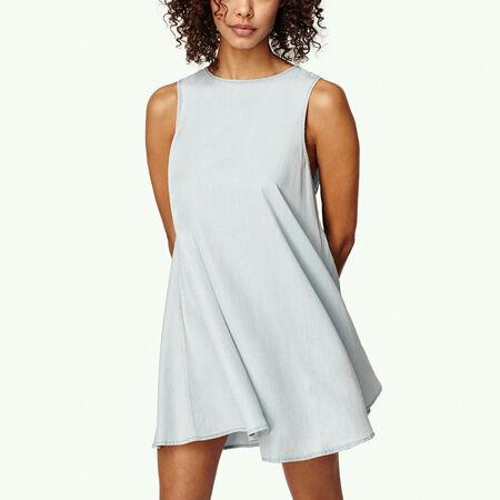 A-Line Tencel Dress