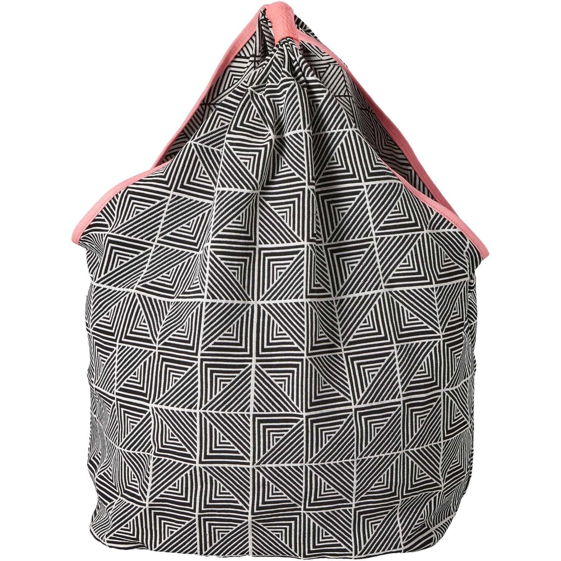 O'Neill Jacquard Handbag Black n2QwOCz