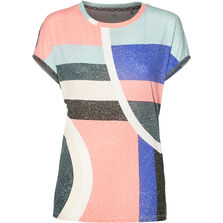 Abstract All Over Print T-Shirt