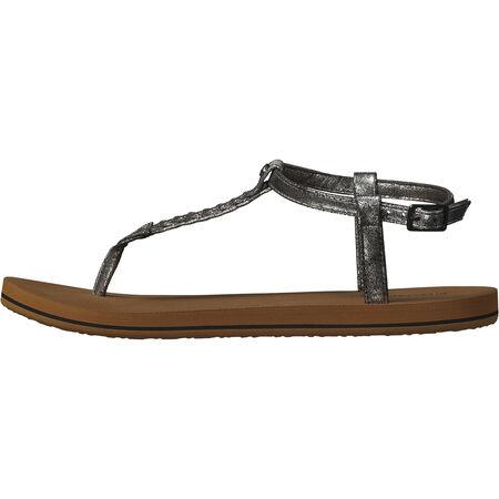 Braided Ditsy Plus Sandal