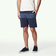 Blocked Jogger Short
