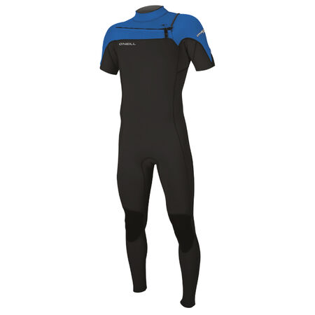 Hammer 2mm chest zip short sleeve full wetsuit