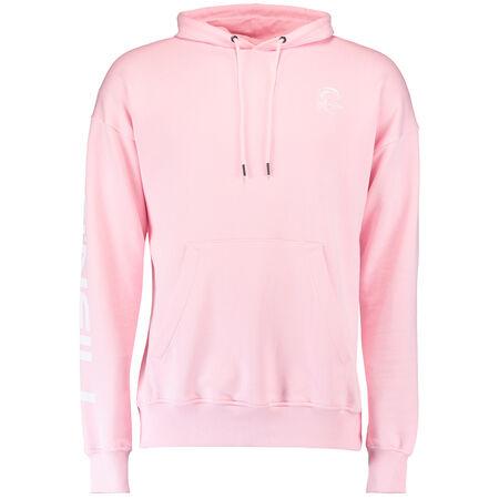 Sleeve logo hoodie