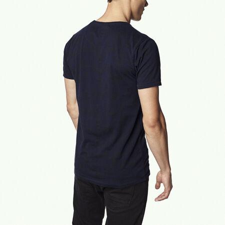 Legacy anchor print t-shirt