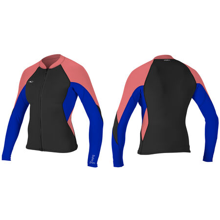 Bahia 1/0.5mm full-zip jacket