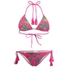 Paisley Triangle Bikini