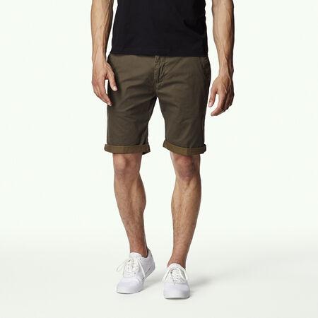 Legacy print stripe shorts