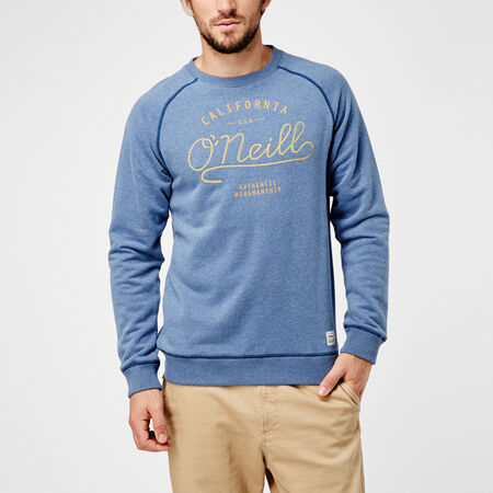 Pacific Coast Highway Crew Sweatshirt