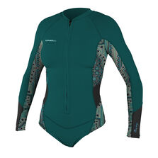 Superlight high-cut long sleeve spring surf suit w