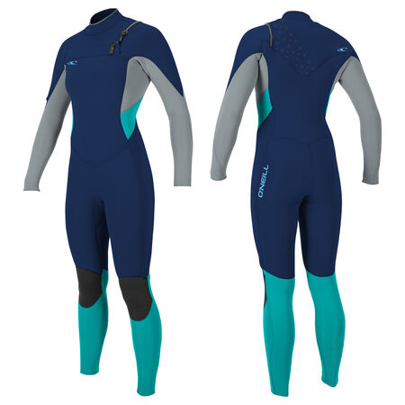 Supertech f.u.z.e 4/3mm full wetsuit womens