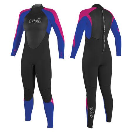 Epic 5/4mm full wetsuit girls
