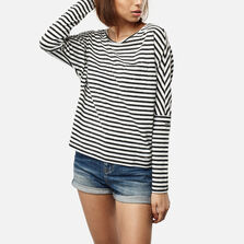 Essentials Striped Longsleeve T-Shirt