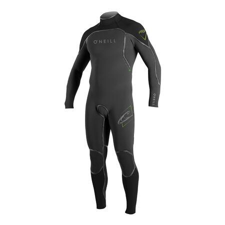 Psycho 1 z.e.n. zip 3/2mm full wetsuit